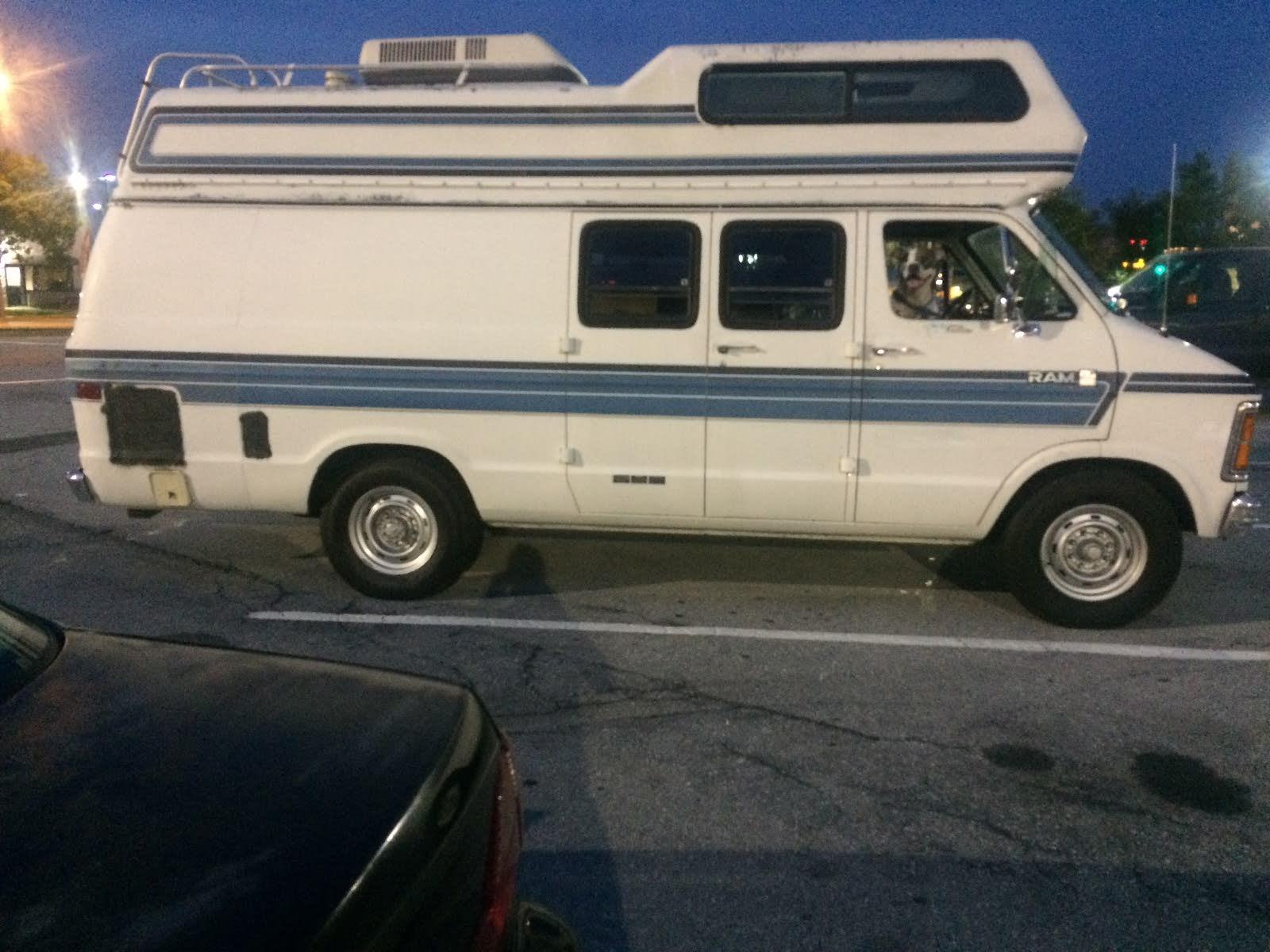 Dodge Ram Van Questions 1984 Dodge Ram Van Cargurus