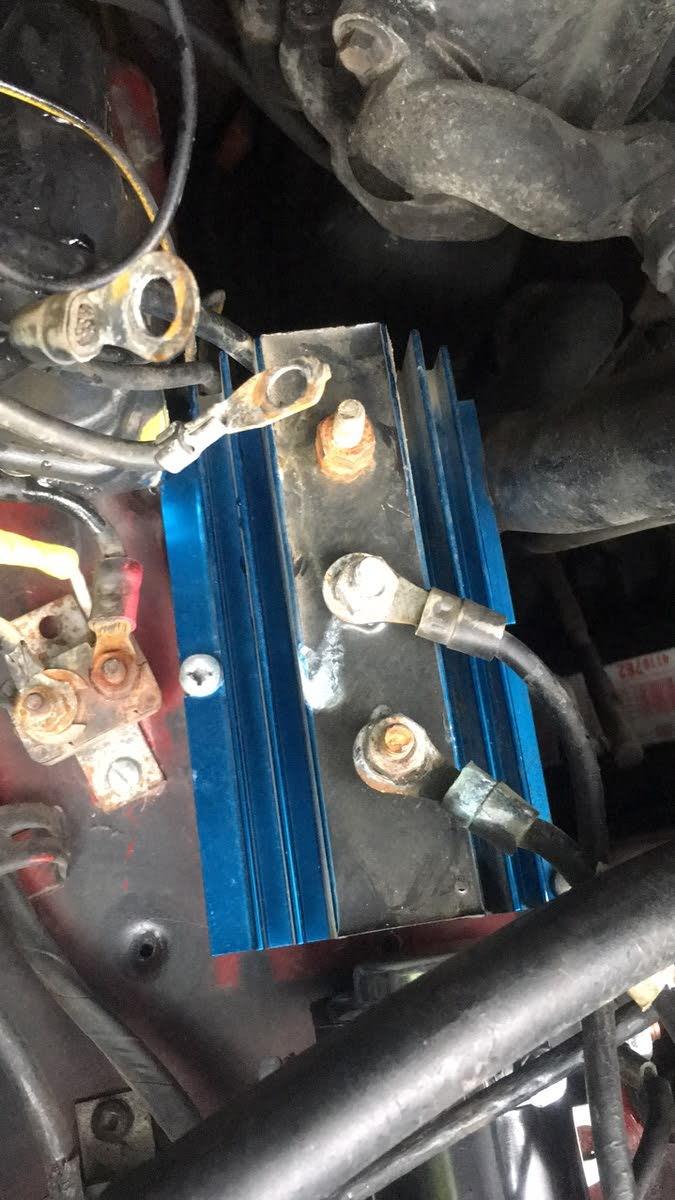 83 dodge b250 van. What is this part?