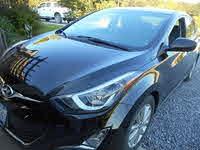 Picture of 2014 Hyundai Elantra, exterior, gallery_worthy