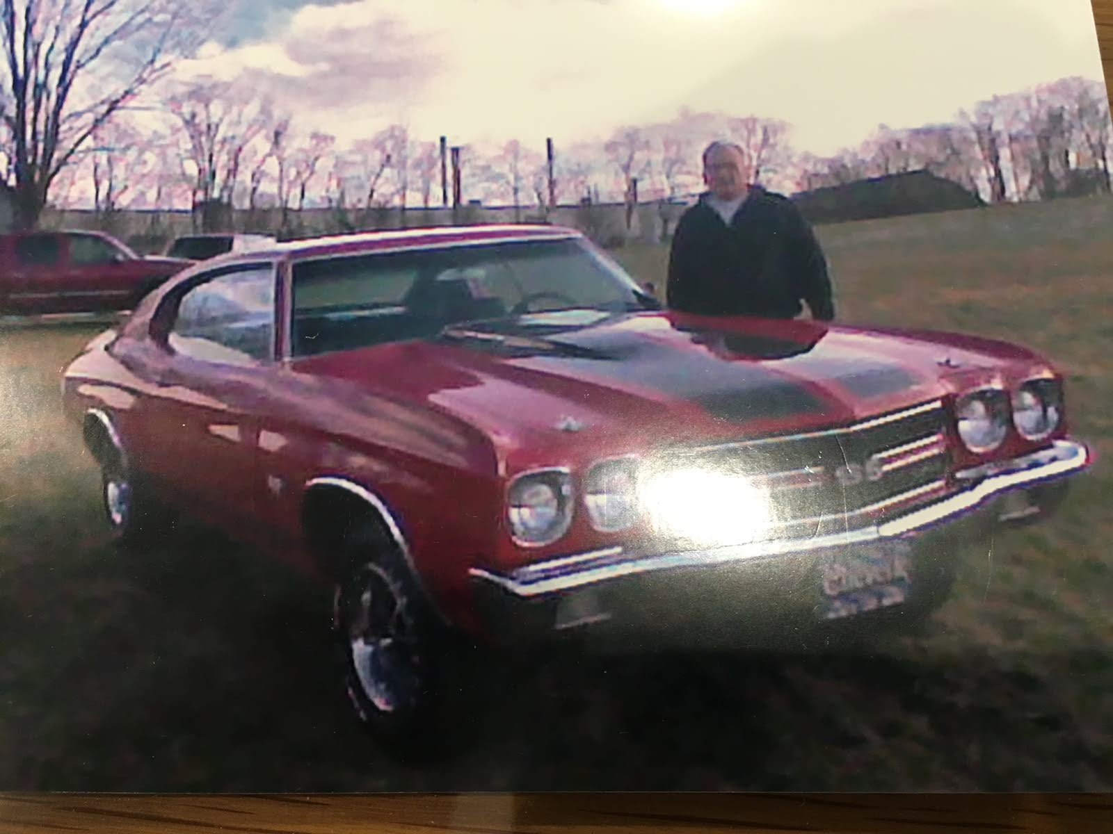 Chevrolet Chevelle Questions - 1970 Chevelle SS with cowl induction