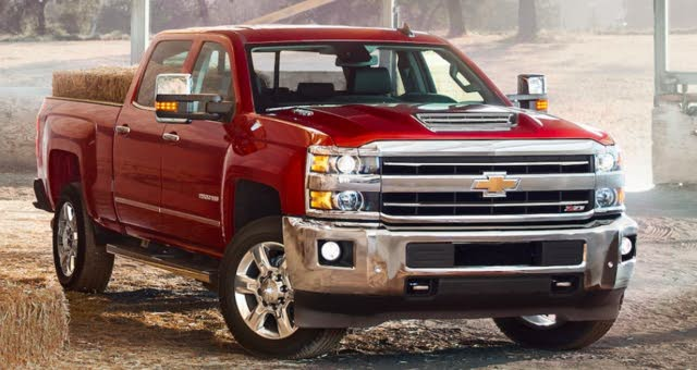 2019 Chevrolet Silverado 2500HD - Overview - CarGurus