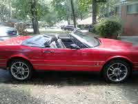Picture of 1989 Cadillac Allante FWD, exterior, gallery_worthy