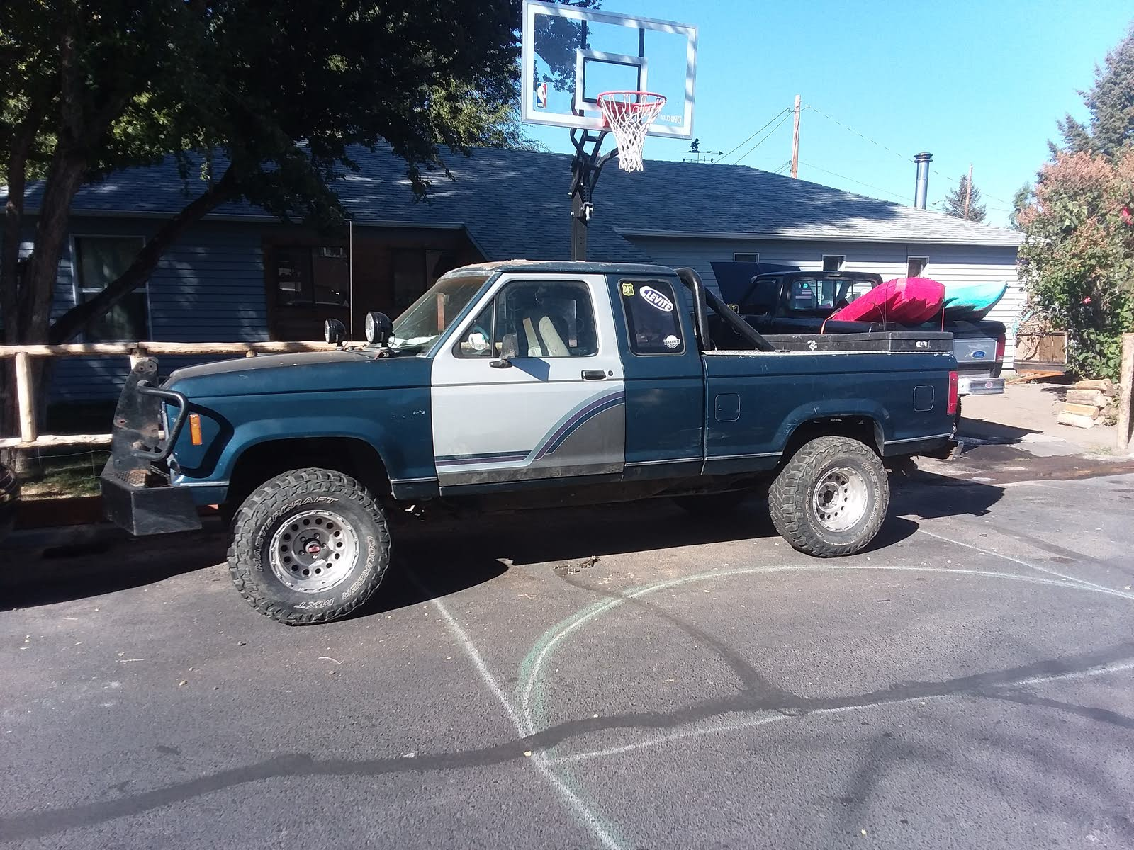 1986 ford ranger 2 9l