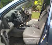 Picture of 2007 Toyota RAV4 Limited V6, interior, gallery_worthy