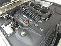 Picture of 2001 Jaguar XJ-Series Vanden Plas Sedan, engine, gallery_worthy