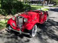 1952 MG TD Overview