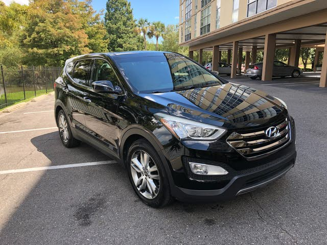 Picture of 2013 Hyundai Santa Fe Sport 2.0T FWD, gallery_worthy