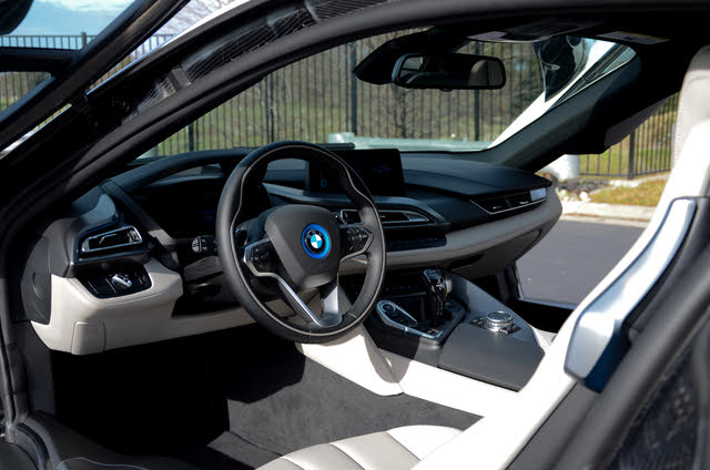 2015 Bmw I8 Interior Pictures Cargurus