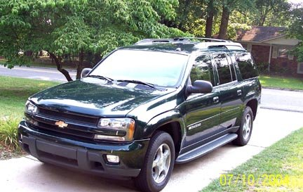2004 Chevrolet Trailblazer >> Chevrolet Trailblazer Questions How Do You Adjust Aim The