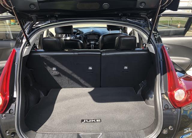 2014 Nissan Juke Interior Pictures Cargurus