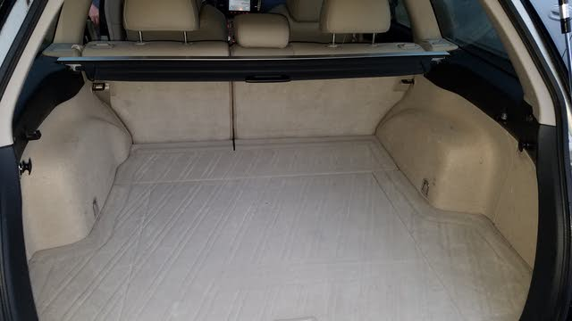 Picture of 2007 Subaru Outback 2.5 XT Limited Wagon AWD, interior, gallery_worthy