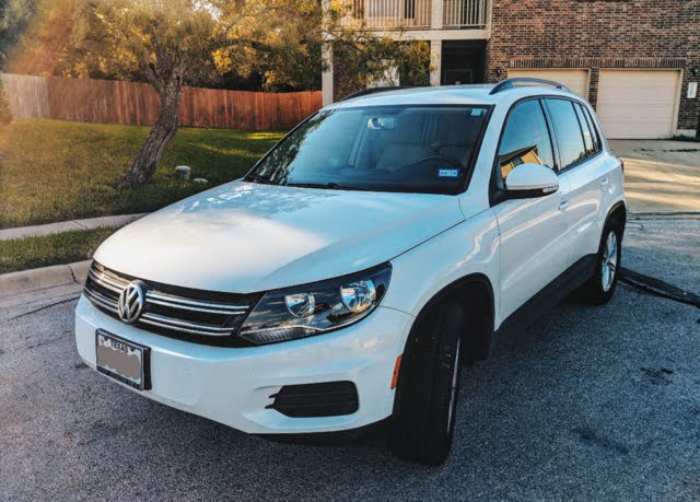 Picture of 2015 Volkswagen Tiguan SE, exterior, gallery_worthy