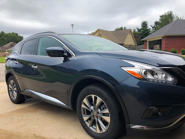 Picture of 2017 Nissan Murano SV AWD