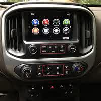 Picture of 2016 GMC Canyon SLT Ext. Cab LB 4WD, interior, gallery_worthy