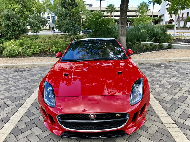 Picture of 2017 Jaguar F-TYPE S Coupe AWD, exterior, gallery_worthy