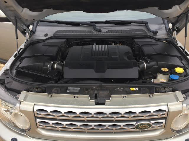 Picture of 2011 Land Rover LR4 HSE, engine, gallery_worthy