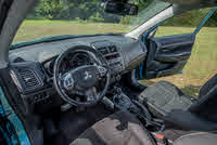 Picture of 2013 Mitsubishi Outlander Sport LE, interior, gallery_worthy