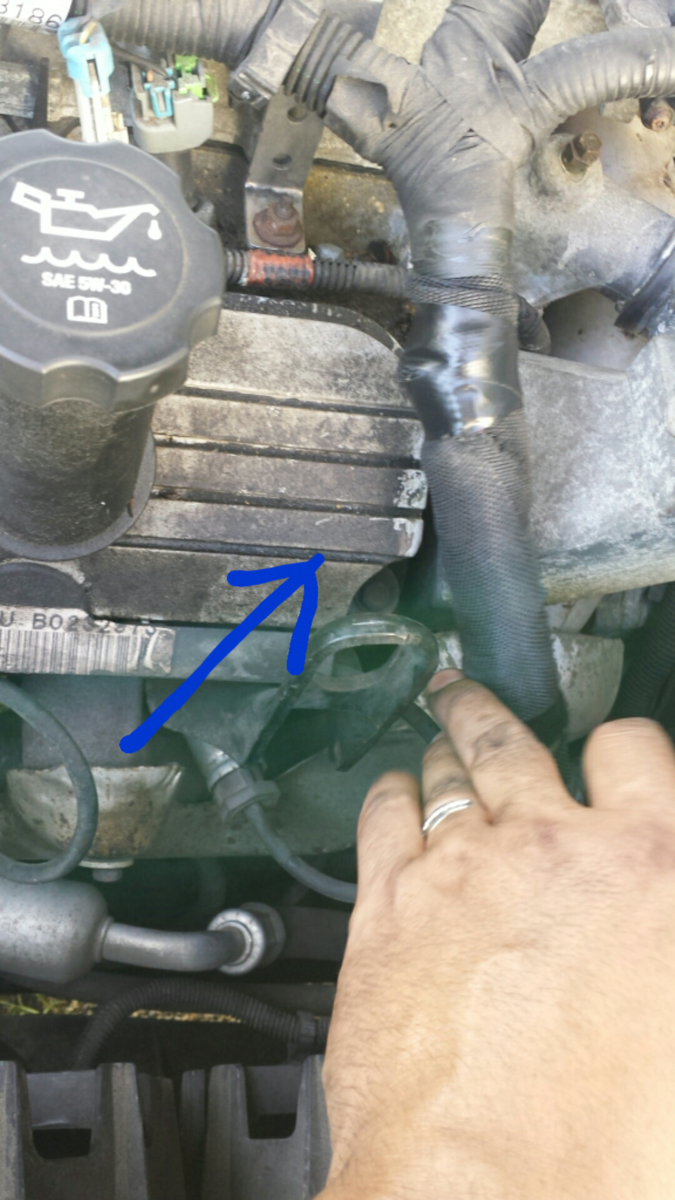 Pontiac Grand Prix Questions - (Help) how to get my car out