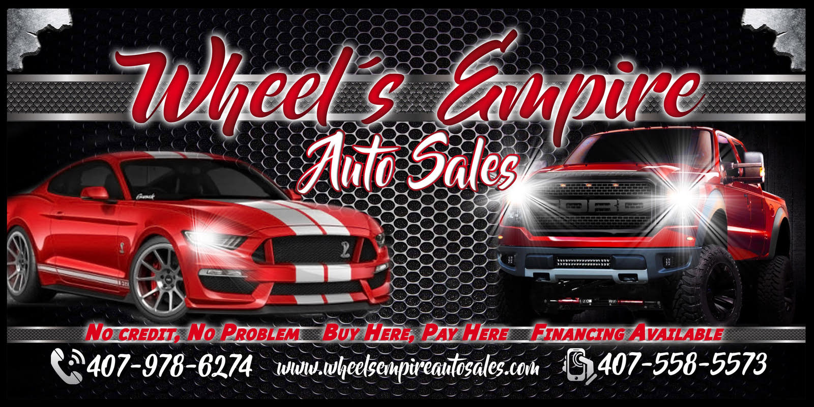 Empire Auto Sales >> Wheels Empire Kissimmee Fl Read Consumer Reviews Browse Used