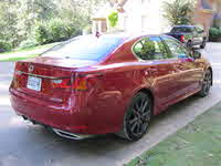 Picture of 2013 Lexus GS 350 F Sport RWD, exterior, gallery_worthy