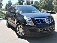 Picture of 2016 Cadillac SRX Luxury FWD, exterior, gallery_worthy