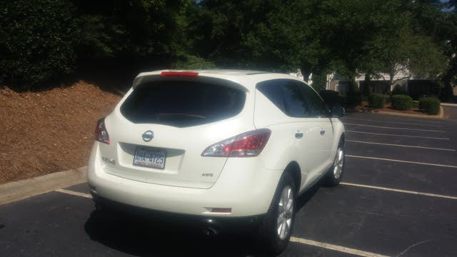 2011 Nissan Murano Review