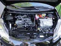 Picture of 2015 Toyota Prius c Two, engine, gallery_worthy