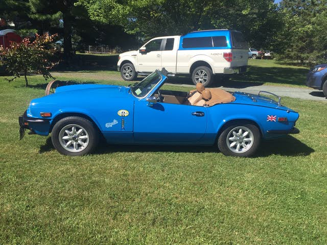Picture of 1980 Triumph Spitfire, gallery_worthy