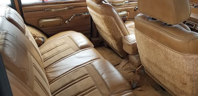 1985 jeep grand wagoneer interior pictures cargurus 1985 jeep grand wagoneer interior