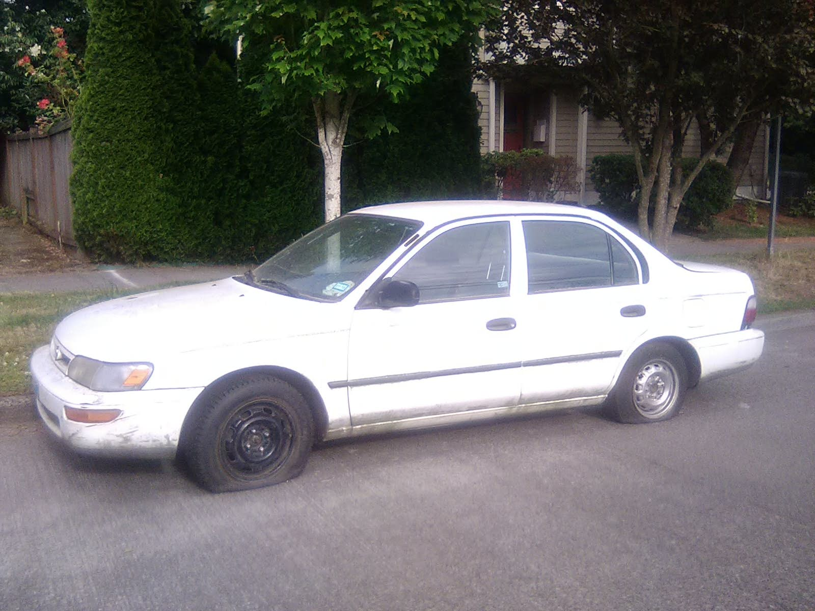 Toyota Corolla Questions - Will a 4AFE engine from my 1991 Corolla