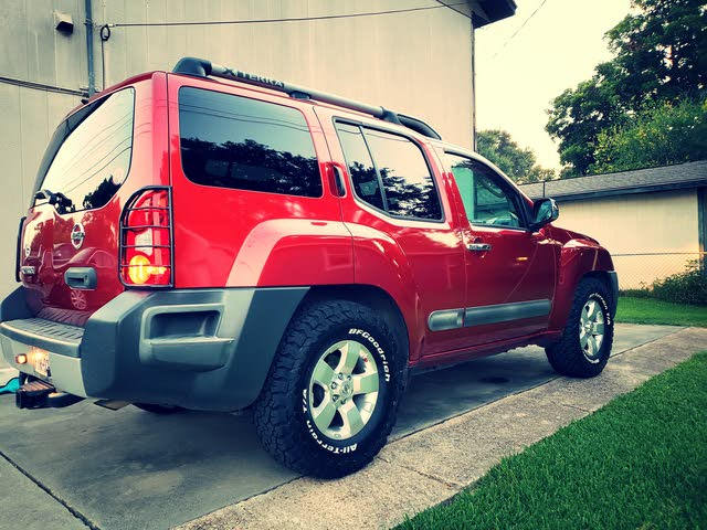 Picture of 2011 Nissan Xterra S