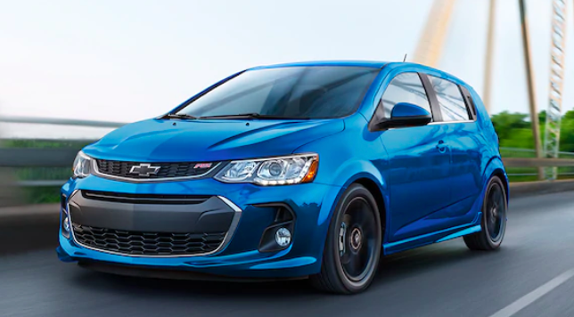 2019 chevrolet sonic - overview