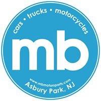 MB Motorsports logo