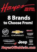Hayes Chevrolet Buick GMC logo