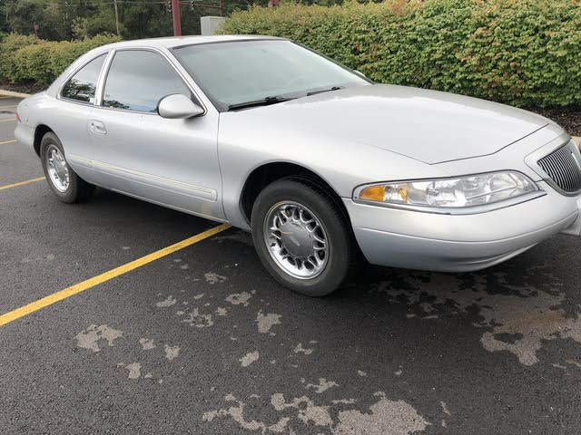 Picture of 1998 Lincoln Mark VIII 2 Dr STD Coupe