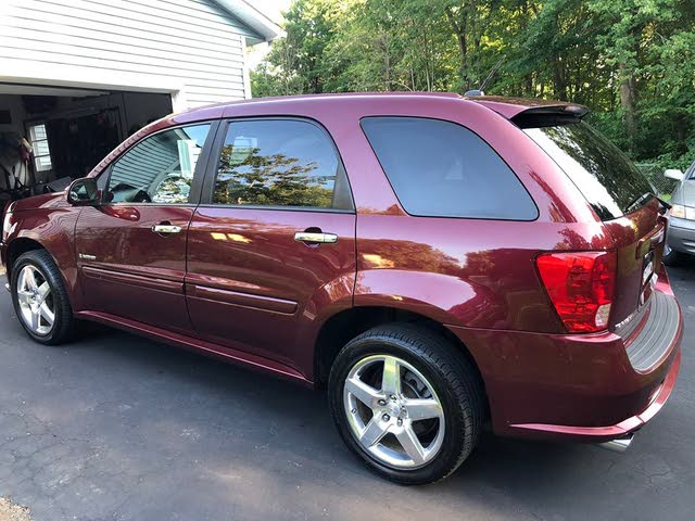 Picture of 2008 Pontiac Torrent GXP AWD