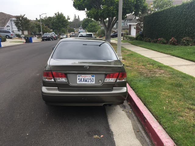 Picture of 2001 INFINITI G20 FWD, exterior, gallery_worthy