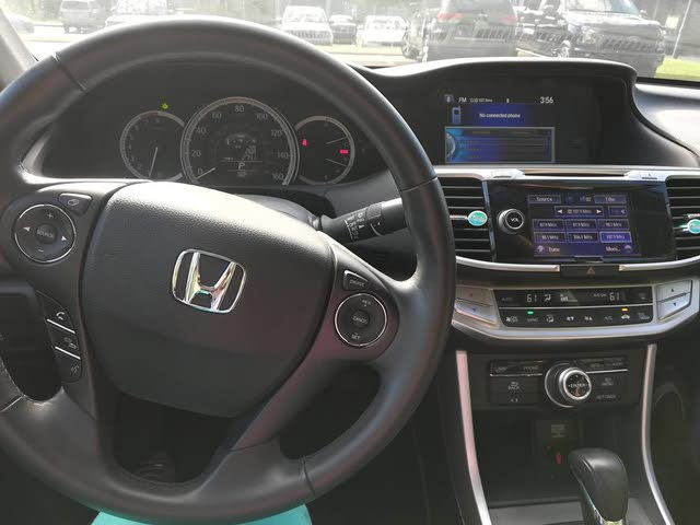 Picture of 2015 Honda Accord EX-L V6 w/ Nav, interior, gallery_worthy