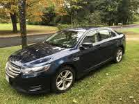 Picture of 2016 Ford Taurus SEL, exterior, gallery_worthy