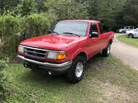 Picture of 1996 Ford Ranger XL Extended Cab 4WD SB, exterior, gallery_worthy