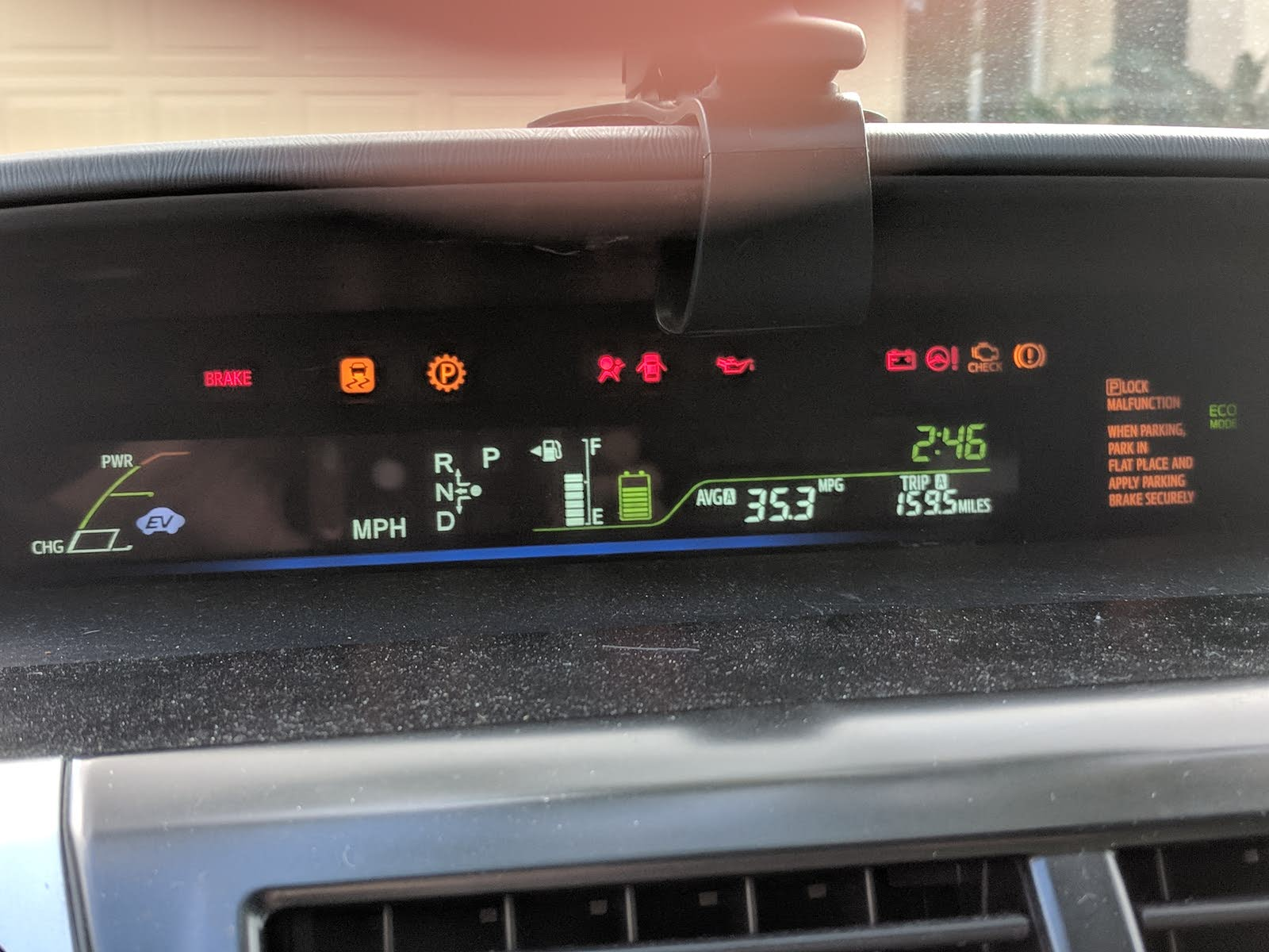 Toyota Prius v Questions - Prius V wont't start after