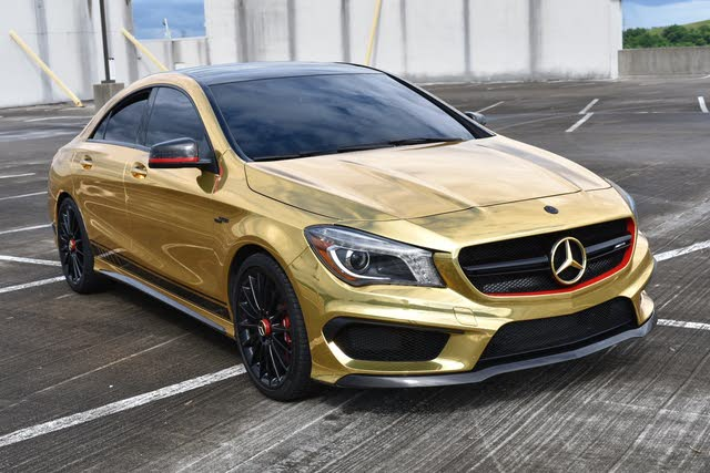 Picture of 2016 Mercedes-Benz CLA-Class CLA 45 AMG, gallery_worthy