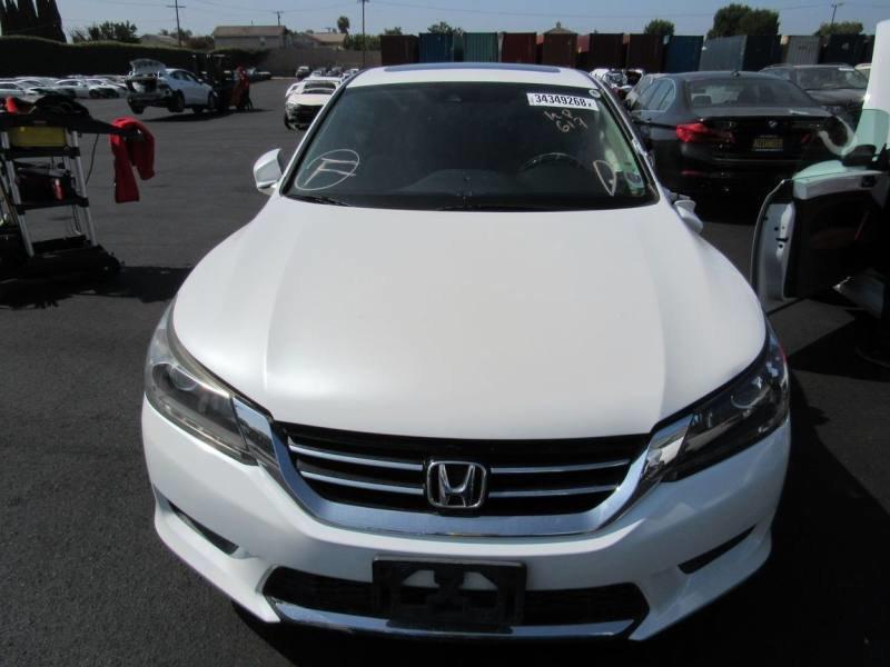 Honda Accord Questions - Honda Accord 2014 keyless not start