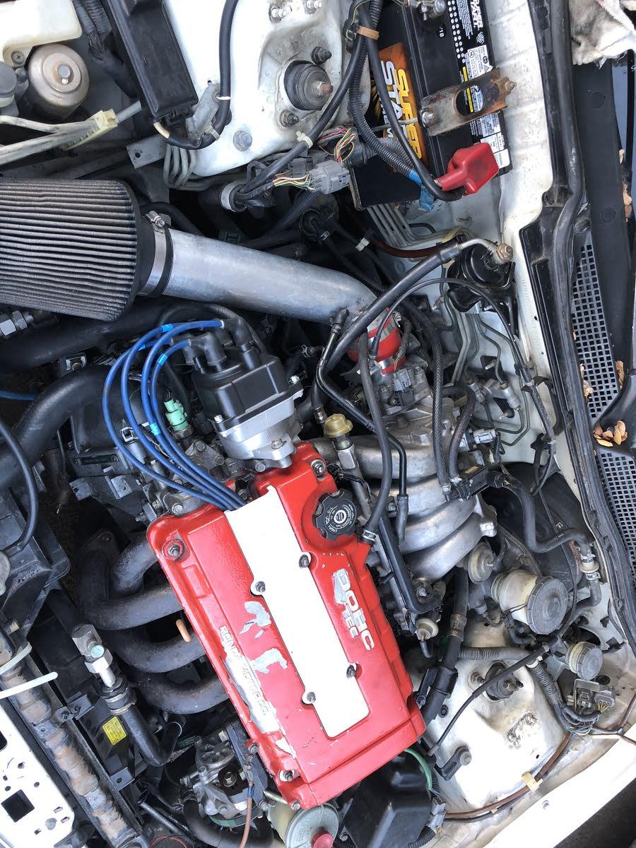 Acura Integra Questions Car Wont Start CarGurus - Acura integra starter
