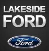 Lakeside Ford logo