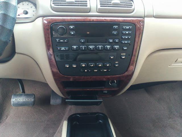 Picture of 2003 Mercury Sable LS Premium Wagon FWD, interior, gallery_worthy
