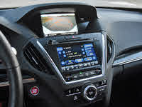 2019 Acura MDX SH-AWD with A-SPEC Package, 2019 Acura MDX A-Spec Reversing Camera and Radio Display, interior, gallery_worthy