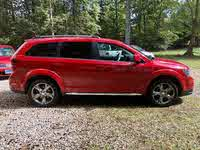 Picture of 2017 Dodge Journey Crossroad AWD, exterior, gallery_worthy