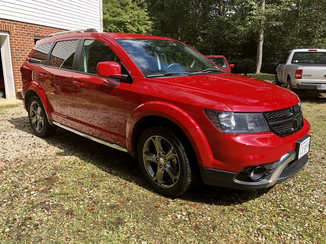 Picture of 2017 Dodge Journey Crossroad AWD
