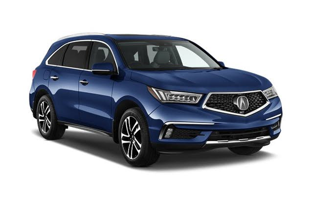 Picture of 2018 Acura MDX FWD